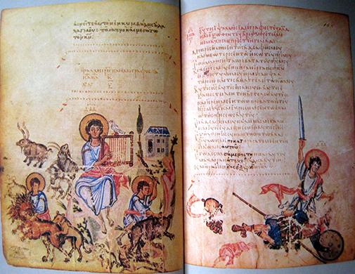 Salmernes bog