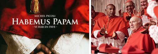 Billedresultat for habemus papam film