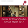 Read more about: PRIVACY Annual Report 2017